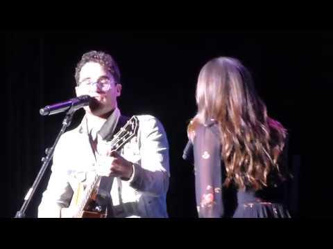Lea Michele & Darren Criss - Shallow (Live) LMDC Tour O2 Apollo Manchester 05/12/18 Mp3