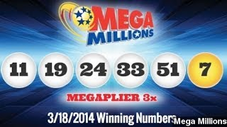 Two people are a whole lot richer after the winning mega millions tickets were sold in florida and maryland., follow cliff judy: http://www.twitter.com/cliffjudy, see more at http://www.newsy.com , ...