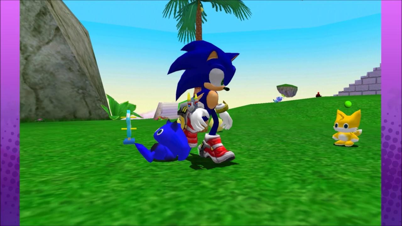 Sonic Adventure 2 Chao Garden Episode 317 Cuddlefest
