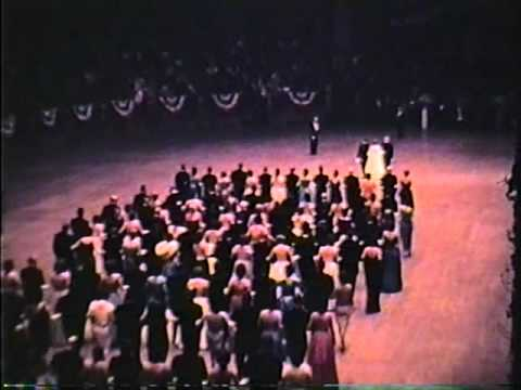 George Wallace 1963 Inaugural Ball-Grand March #2