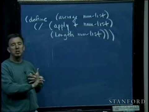 Lecture 21 | Programming Paradigms (Stanford)