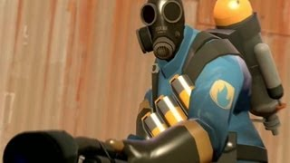 TF2 Gameplay And Tips : Team Fortress 2 - Pyro EP.7