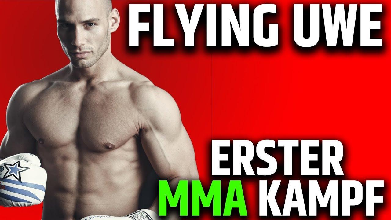 Flying Uwe Mma Kampf
