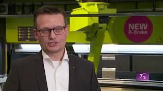 Euroblech 2018 in 100 Sekunden: Robotik & Automation