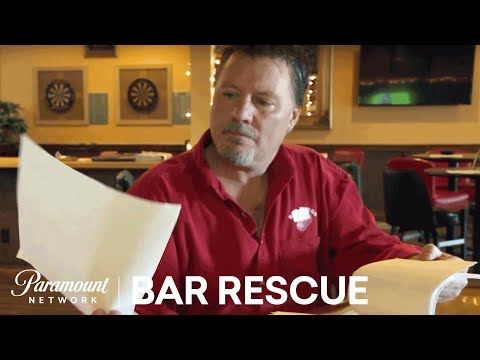 Retired Airline Pilot's Bar Is Nose Diving - Bar Rescue, Season 4