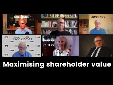 Milton Friedman and the consequences of shareholder value