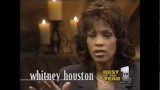 "Whitney Houston ""Waiting To Exhale"" Interview (Part 1)"