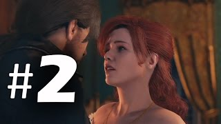 Assassin's Creed Unity Part 2 - The Girl - Gameplay Walkthrough PS4