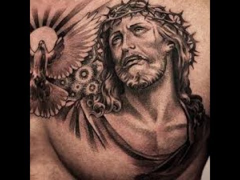 jesus tattoo designs