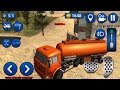 Oil Truck Driving: Offroad Simulator -  Truck Transporter Fuel Tank Android GamePlay FHD