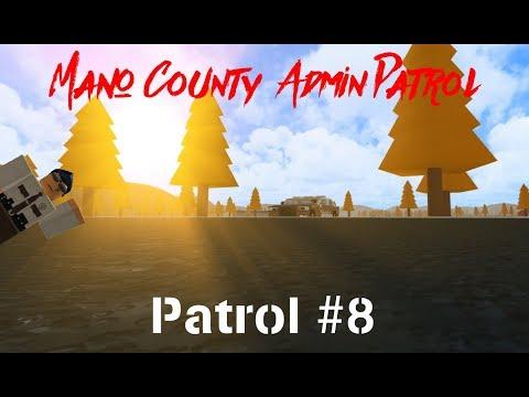 Mano County Admin Patrol #9 || Rooftop Shooter