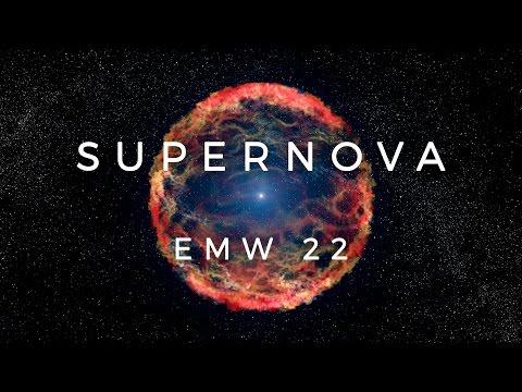 1 HOUR | Epic Sci-Fi / Space Music: SUPERNOVA • EMW - Vol. 22 • GRV MegaMix