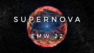 1 HOUR | Epic Sci-Fi / Space Music: SUPERNOVA • EMW - Vol. 22 • GRV MegaMix
