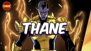 "Who is Marvel's Thane? Son of Thanos, Inhuman, & ""Phoenix Force"" Avatar."