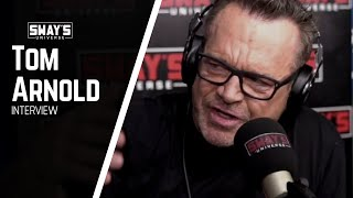 Tom Arnold Goes In On Fight with Mark Burnett and The Hunt For The Trump Tapes