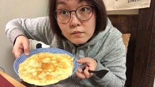 【LIVE】クレープ食べる