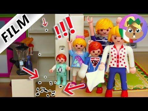 Playmobil Film | Milioni di scarafaggi in casa Vogel! Anna ha paura!