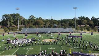 """""""We're All Mad Here"""" Bands of Irmo 2018"""