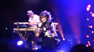 Lindsey Stirling live in Neu-Isenburg Hugenottenhalle 14.06.13