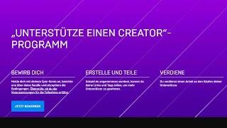 Fortnite Creator Code bek๐mmen und Custom Games erstellen | Creator Code Fortnite Beantragen Deutsch
