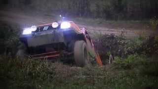 FIAT Panda 4x4 off road Brezno 2013 nezmar off road špeciál Sampander