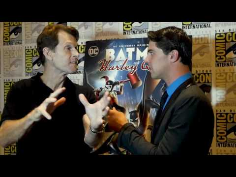 That's My Entertainment Interviews Kevin Conroy from Batman and Harley Quinn
