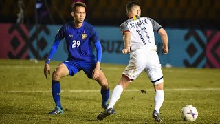 Philippines vs Thailand (AFF Suzuki Cup 2018: Group Stage Extended Highlights)