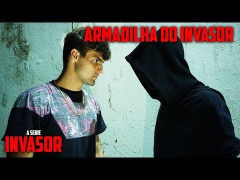 A ARMADILHA DO INVASOR!! ( INVASOR A SÉRIE #46 ) [ REZENDE EVIL ]