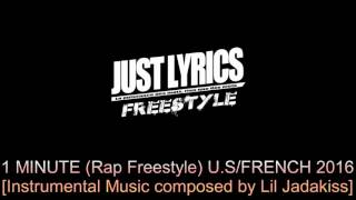 *CHALLENGE* Hiphop Trap Beat (Freestyle) U.S/FRENCH [Instrumental Music composed by Lil Jadakiss]
