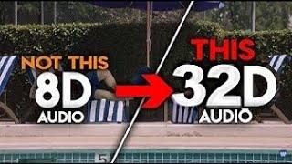 Ed Sheeran & Justin Bieber - I Don't Care [32D AUDIO | NOT 8D /9D /16D] 🎧