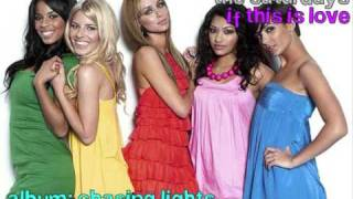The Saturdays - If This Is Love (Best Quality)