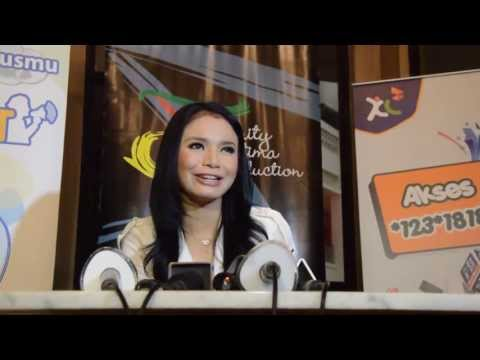 Konser Mega Bintang | Media Interview with ROSSA