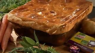 Marco Pierre White Recipe for meat and potato pie