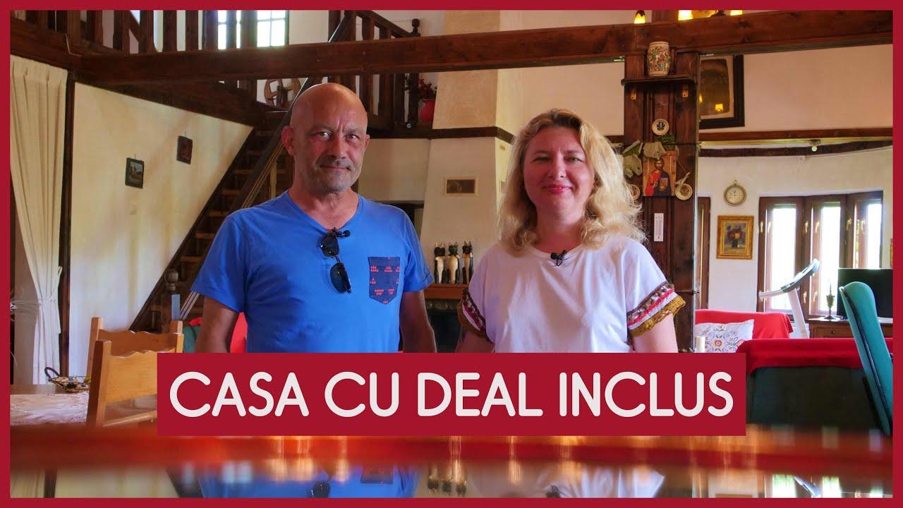 CASA CU DEAL INCLUS - CASEBUNE.RO