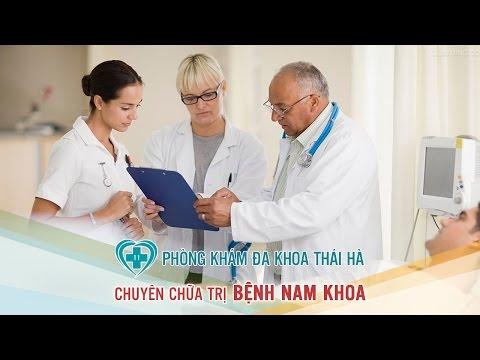 Phòng khám nam khoa Thái Hà chuyên chữa Bệnh Nam Khoa