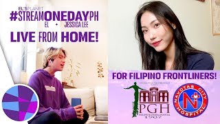 [LIVE FROM HOME] EL, Jessica Lee (이슬) - ONE DAY #StreamOneDayPH   EL's Planet