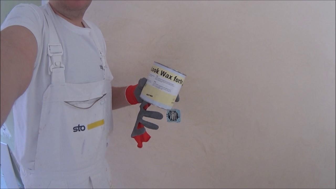 Marmorino Decorative Plaster Sto Giallo Mori 20 Tynk Ozdobny Youtube