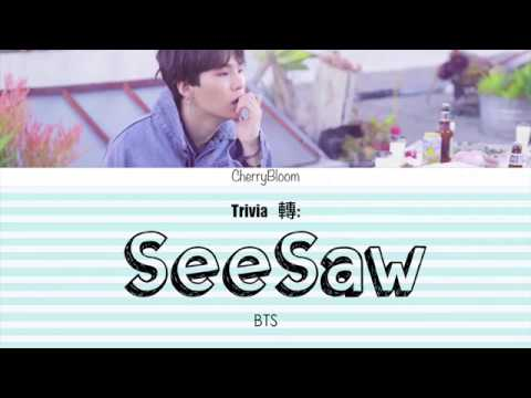 BTS - 'Trivia 轉:SEESAW' [Español|Han|Rom] Subtitulos Color Coded