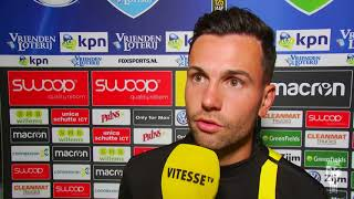 Video Gol Pertandingan Vitesse vs NAC Breda