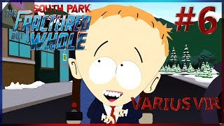 Тимми Прохождение South Park The Fractured But Whole 6 PC 60FPS SPVV