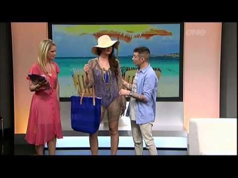 Good Morning Show-resort Wear Fashion
