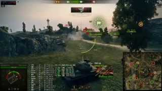 World of Tanks-9.9 Solo`s mod pack gameplay