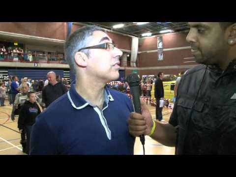 Perry Aghajanoff (OFAHAS CHAIRMAN) Interview / iFILM LONDON / ONLY FOOLS & HORSES CONVENTION 2011