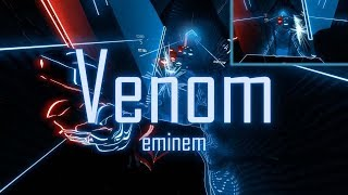 Beat Saber - Venom | Eminem - 125% Speed