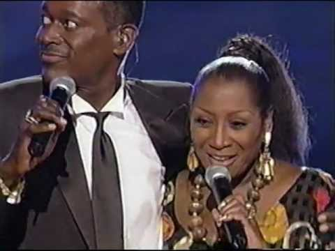 Patti LaBelle & Luther Vandross performance / The Aretha Franklin Years