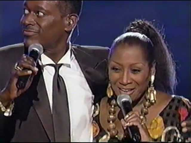 Patti LaBelle & Luther Vandross performance | The Aretha Franklin Years