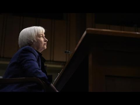 Yellen Stresses the Importance of an Independent Fed