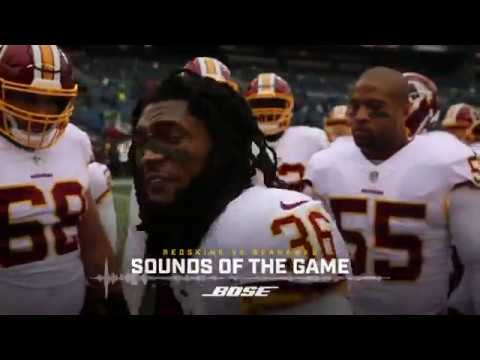Sounds of the Game: Redskins vs. Seahawks