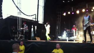 "Carly Rae Jepsen  ""Curiosity"" at Queen City Ex 2012"