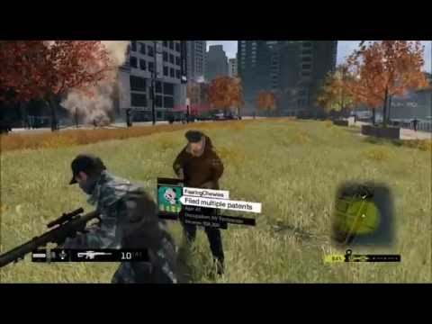 HACKER!! | Watch Dogs HYPE with TaMe SkillZz | TaMe Rougue